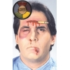 Rubber Mask Grease Wheels Injury FX